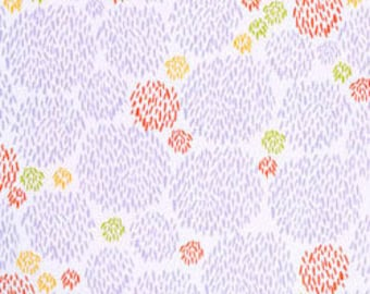 "Sale! 2 pieces - 1/4 yard + 13"" x 42"" Clothworks Organic Fabric OOP Picnic Pals by Alyssa Thomas of penguin& fish 2204"
