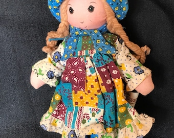 Vintage Doll Holly Hobby 1970's Doll