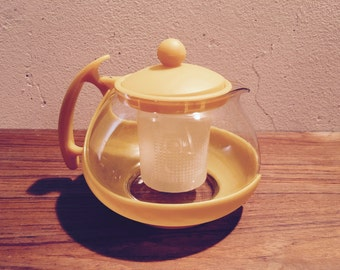 Stylish tea pot made of Sweden • unused and original packed • • mid century