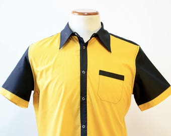 "shirt man ""Surfin' Birds"""
