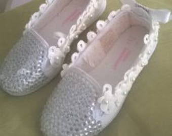 Baby Shoes Ideal for bridesmaid