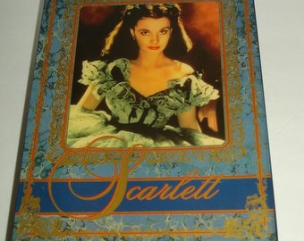 Hamilton Gifts Heirloom Tradition Wooden Gone With the Wind Scarlett O'Hara Music Box - 1991 Limited Edition hand numbered COA box