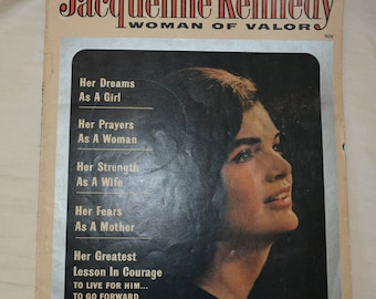 Jacqueline Kennedy- Woman of Valor