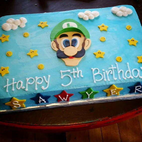 Paper Mario Soap Cake Twith