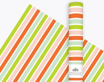 Wrapping Paper - Stripes