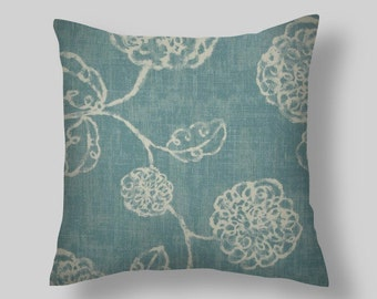 Blue Pillow Covers, Pillows, Decorative Pillow , Throw Pillows.