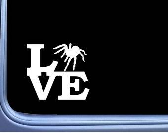 Tarantula Love M236 6 inch Sticker spider decal arachnid
