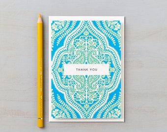 Mandala Design Thank You cards