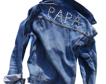 Denim Papa Jacket