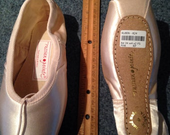 """Pointe shoes for crafting 8"""" long"""
