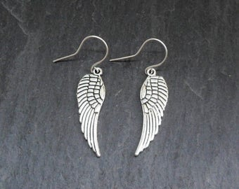 Your Angel Wings Earrings