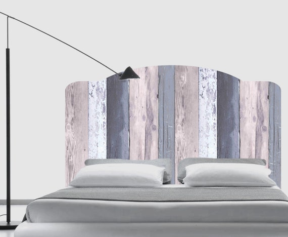 Headboard Wall Decal by PrimeDecal
