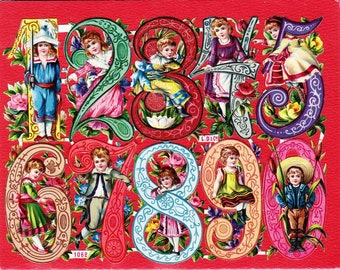 Children's Numerology Soul Reading