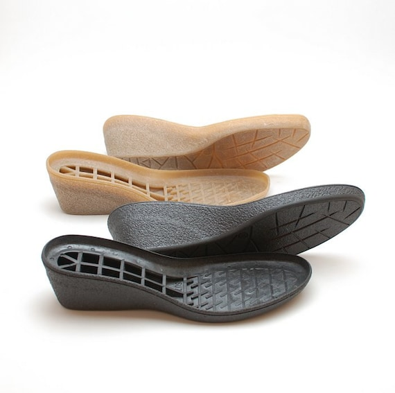 rubber wedge soles for your own shoemaking projects supply. Black Bedroom Furniture Sets. Home Design Ideas