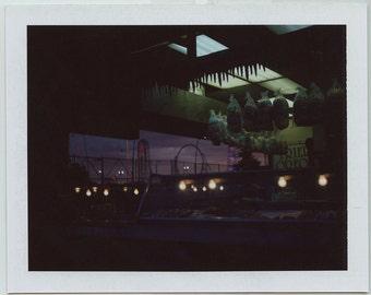 Original Coney Island Sunset Polaroid