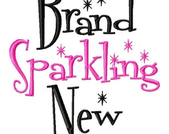 INSTANT DOWNLOAD Brand Sparkling New Machine Embroidery Design