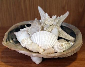 Beach Decor Centerpiece, Table Centerpiece, Nautical Decor Centerpiece, Beach Wedding Centerpiece