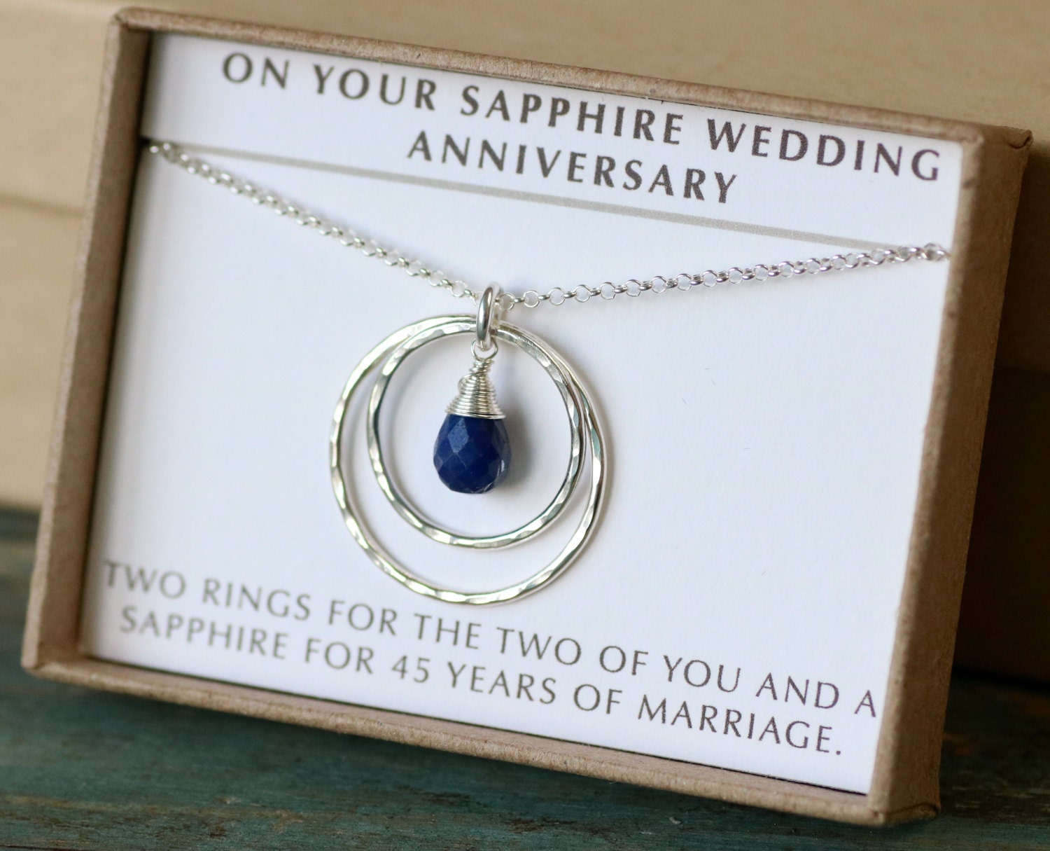Traditional 45th Wedding Anniversary Gift: 45th Wedding Anniversary Gifts For Her
