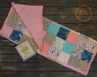 Light Pink Baby Patch Quilt
