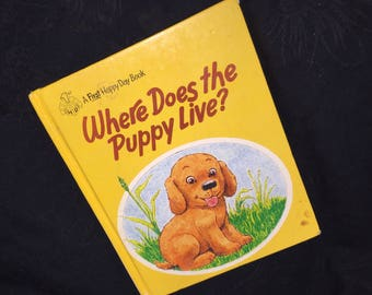 1988 Where Does the Puppy Live