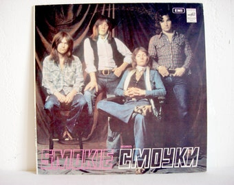 Smokie Chris Norman 1977  Vinyl Record Album  MELODY  Stereo 33