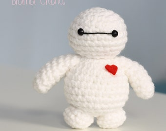 Crochet Doraemon Amigurumi : Stormtrooper star wars amigurumi crochet doll handmade