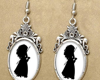 Merida Drop Earrings