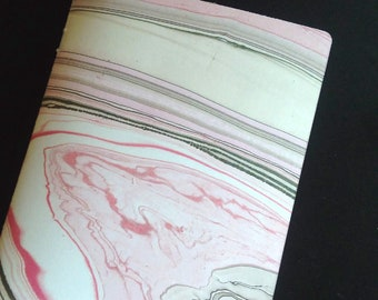 Traveler's Notebook Inserts, Marble Cover