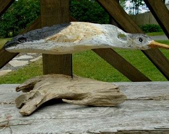 Driftwood Sea Bird