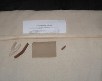 Kanakadea Atlatl Kit and Three Six Foot Dart Kits