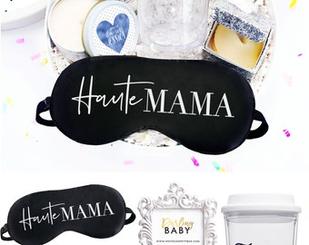 Gift for New Moms - Pregnancy Gift - New Mom Gift Basket - Tired as a Mother - Expecting Mom Gift - New Moms - New Mom Survival Kit