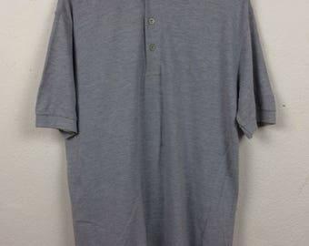 Vintage Guess Polo Shirt Size L