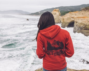 Get Out There Hoodie