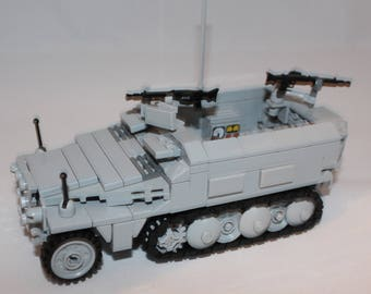 Sd.Kfz 250 custom build out of LEGO® bricks