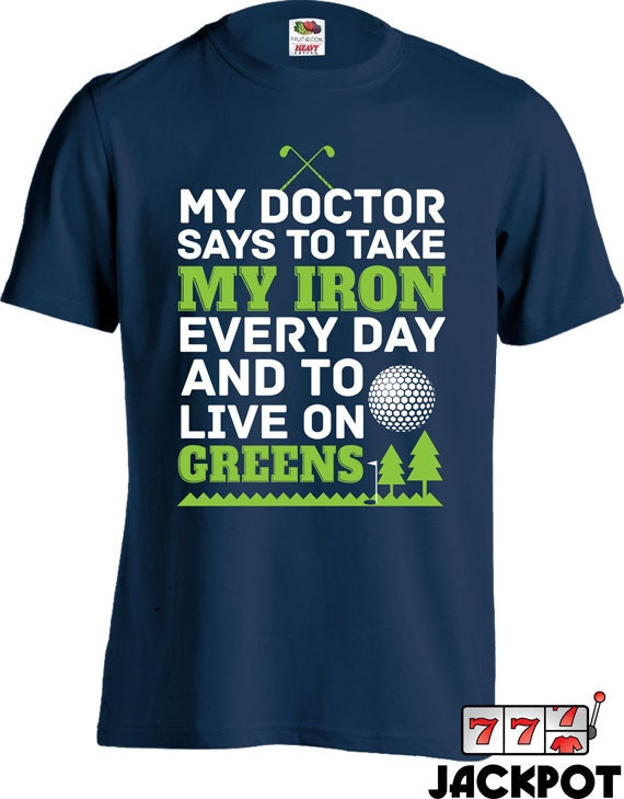 Funny Golf T Shirt Golfing Dad T Shirt Fathers Day Golf Gifts
