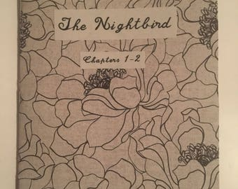 """Poetry chapbook """"The Nightbird"""" (Chapters 1-2) by A.J. Watts"""