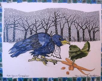 Eat Your Veggies by Barbara Fernekes Hughes
