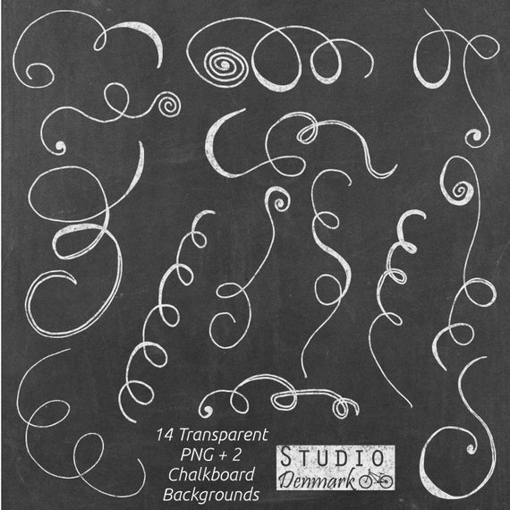 chalk flourishes clipart 14 chalkboard clipart scrolls and