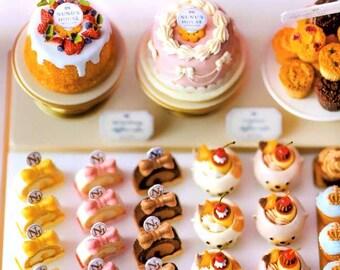 Nunu's House III Satoshi Tanaka's Miniature Clay Items Collection - Japanese Craft Book MM