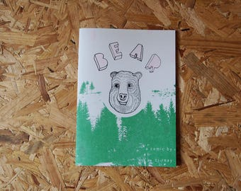 The Bear - an original comic about love, hate and revenge!