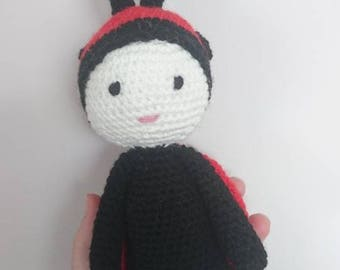 A loveable little Ladybird
