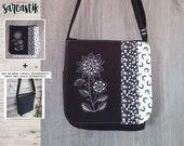 Flower bag flap for MEDIU...
