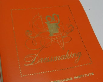 Vintage Sewing correspondence course, Good Dressmaking Institute