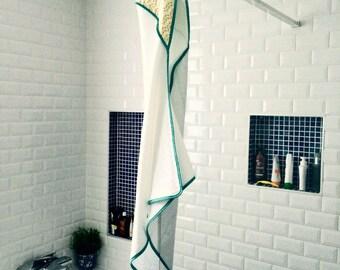 CAPE of bath - towel with hood - all cape bath and washcloth