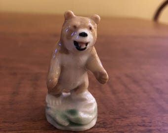 Wade Whimsies Set 9 Grizzly
