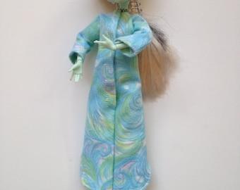 Monster High Clothes Handmade Dress Ever After High La Dee Da Pajamas (S1506)