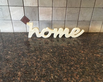 Home sign for home decor