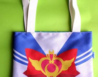 Cute Sailor Moon Uniform Mini Tote Bag Anime