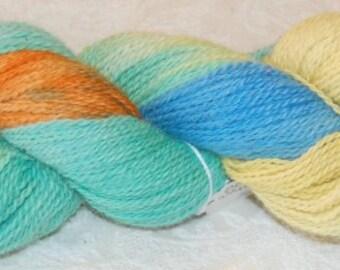 Alpaca Yarn - Hand Painted!
