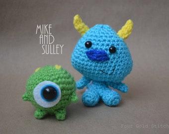 Amigurumi Monsters Inc : Page amigurumi monsters inc amigurumi handmade knitting